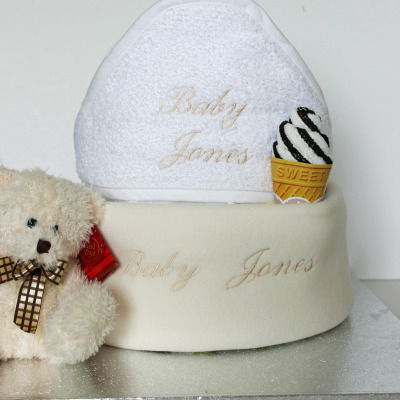 Personalised Nappy Cakes